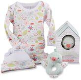 Baby Aspen Home Tweet Home 3-pc. Sleeper Gown Gift Set
