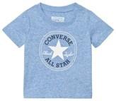 Converse Blue Chuck Patch Infants Tee