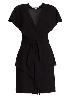 Stella McCartney V-neck Frilled Mini Dress