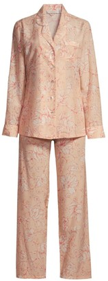 Ginia Fine Finishes 2-Piece Pajama Set