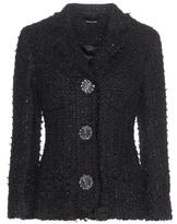 Simone Rocha Metallic Wool-blend Bouclé Jacket