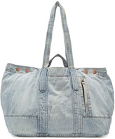 3.1 Phillip Lim Blue Denim Field Tote