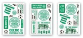 Celtic Brewers Stickers FC Wall Stickers