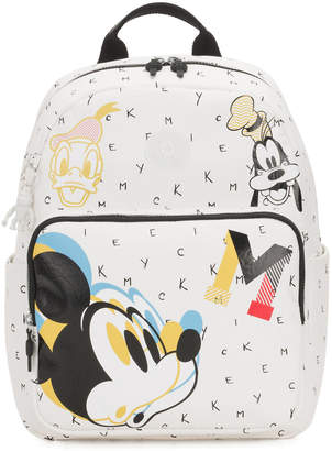 Kipling Bright Disney's Minnie Mouse and Mickey Mouse Backpack