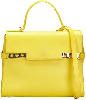 Delvaux \N Yellow Leather Bags