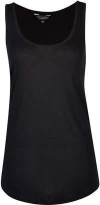 Dorothy Perkins Womens Black Viscose Vest, Black
