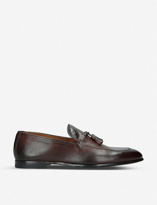 Doucal's Max Flexi leather loafers