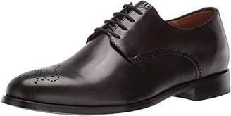 Marc Joseph New York Mens Leather Oxford Lace-Up Wingtip Dress Shoe