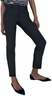 J.Crew J. Crew Cameron Four Season Crop Pants (Regular & Petite)
