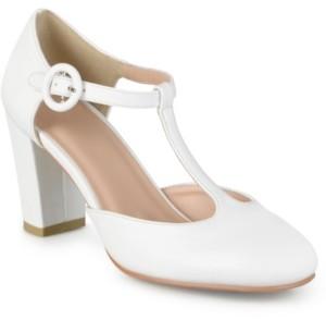 Journee Collection Women's Talie Pumps Women's Shoes