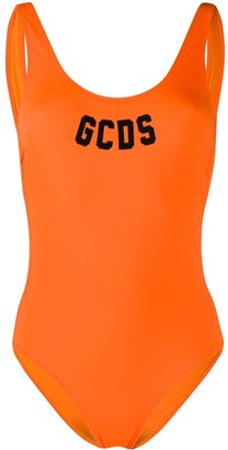 GCDS Logo Swimsuit