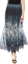 Scandalous Bohemian Maxi Skirt