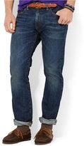 Polo Ralph Lauren Ralph Lauren Varick Slim-Fit Warwick-Wash Jeans
