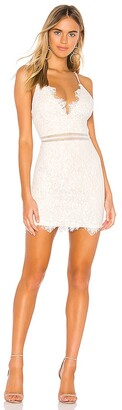 superdown Remi Lace Mini Dress