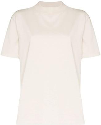 LES TIEN mock neck T-shirt