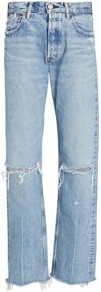 Moussy Glen Boy Skinny Jeans