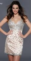 Lara Dresses - 21807 in Nude