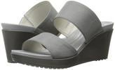 Crocs Leigh II 2-Strap Wedge
