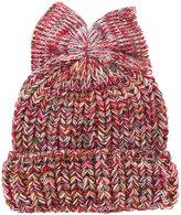 Federica Moretti knitted beanie - women - Acrylic/Wool - One Size