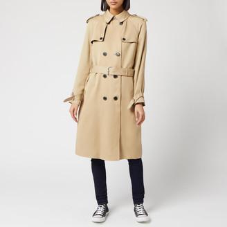 Calvin Klein Women's Lightweight Trench Coat