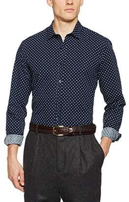 Casual Shirt Company Men's Az 5472 Long Sleeve Regular Fit Casual Shirt