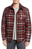 Pendleton Men's Montecello Plaid Down Jacket