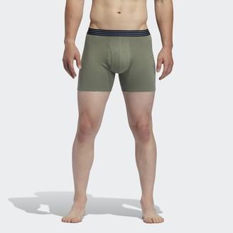 adidas Cotton Boxer Briefs 4 Pairs