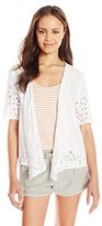 O'Neill Junior's Agate Woven Blouse