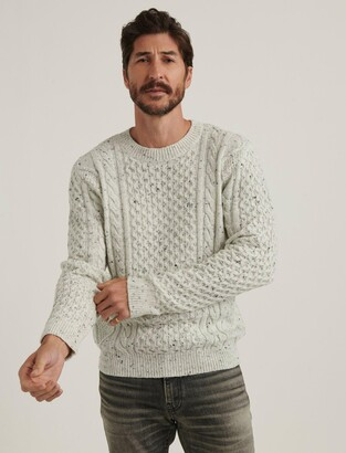 Lucky Brand Nep Cable Pullover