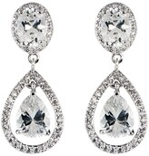 Thumbnail for your product : Apples & Figs Crystal-Embellished Drop Earrings