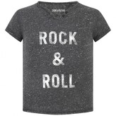 Zadig & Voltaire Zadig & VoltaireGirls Grey Rock & Roll Top
