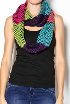 Charlie Paige Bright Infinity Scarf