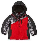 Weatherproof Heavyweight Vestee Jacket - Toddler Boys 2t-4t