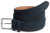Tommy Hilfiger Tailored Collection Blue Leather Belt