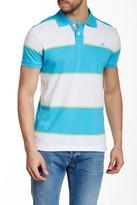 Micros Regular Fit Short Sleeve Polo