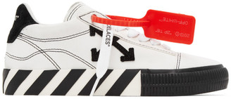 Off-White White Arrows Vulcanized Low Sneakers