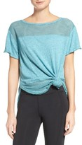 Free People Women's Hourglass Mesh Tee