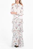 Vilshenko Annabelle Flower Dress
