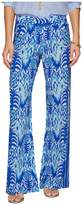 Lilly Pulitzer Bal Harbour Palazzo Pants Women's Casual Pants