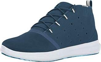 Under Armour Women's Charged 24/7 Mid Marble Sneaker