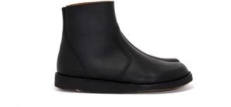 RAP - Lady's leather boot black - leather | black | 39 - Black/Black