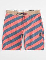 Volcom Stripey Slinger Mens Boardshorts