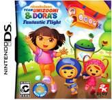 Nintendo Team Umizoomi & Dora's Fantastic Flight for DS