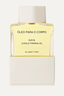 Costa Brazil - Kaya Jungle Firming Body Oil, 30ml - Colorless