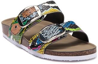 Madden-Girl Brin Slide Sandal