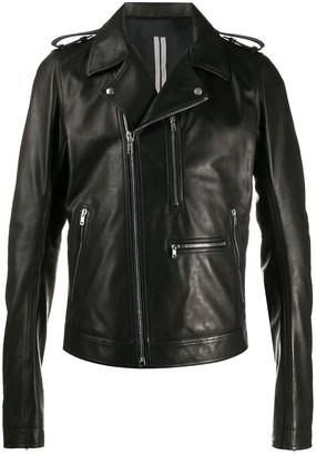 Rick Owens Oversized Biker Jacket