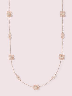 Kate Spade Spade Flower Scatter Necklace
