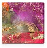 Oliver Gal Your Way Wall Art, 10 x 10
