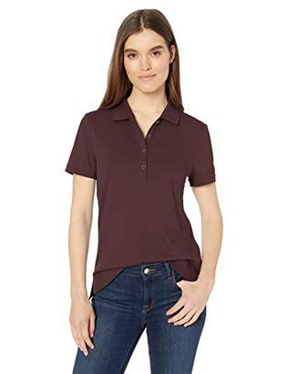 Amazon Essentials Short-Sleeve Polo Shirt,Medium