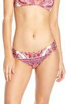 Becca Women's 'Seychelles' Hipster Bikini Bottoms